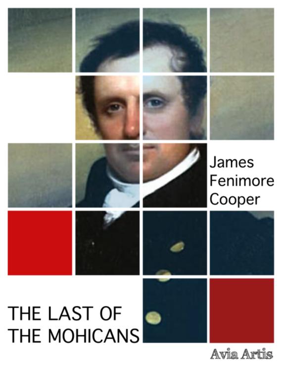 okładka The Last of the Mohicansebook   epub, mobi   James Fenimore Cooper