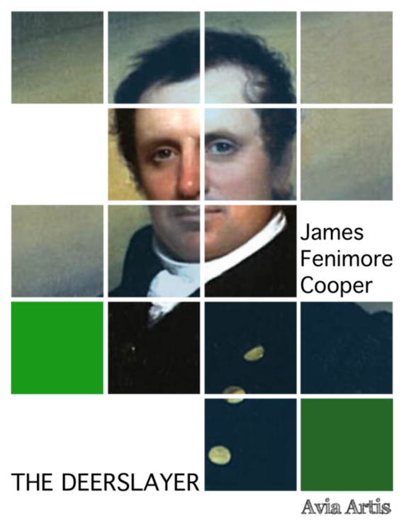 okładka The Deerslayerebook | epub, mobi | James Fenimore Cooper