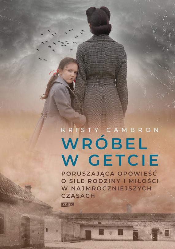 okładka Wróbel w getcieebook   epub, mobi   Kristy Cambron