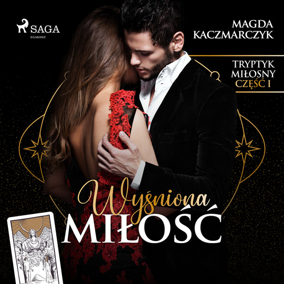 okładka Wyśniona miłośćaudiobook | MP3 | Magda  Kaczmarczyk
