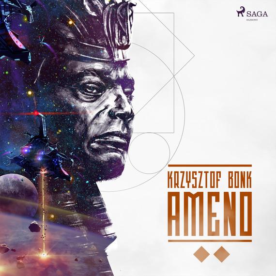 okładka Ameno IIaudiobook | MP3 | Krzysztof Bonk