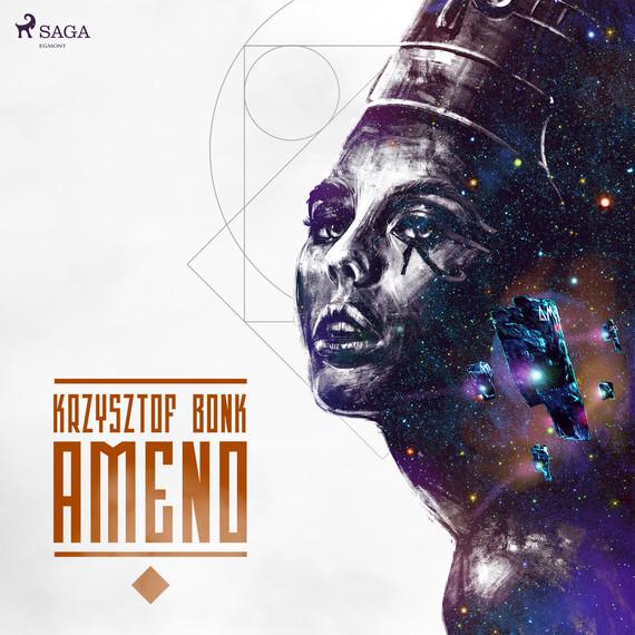 okładka Ameno Iaudiobook | MP3 | Krzysztof Bonk