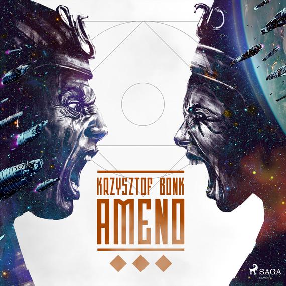 okładka Ameno IIIaudiobook | MP3 | Krzysztof Bonk