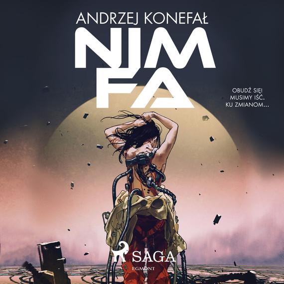 okładka Nimfaaudiobook | MP3 | Konefał Andrzej