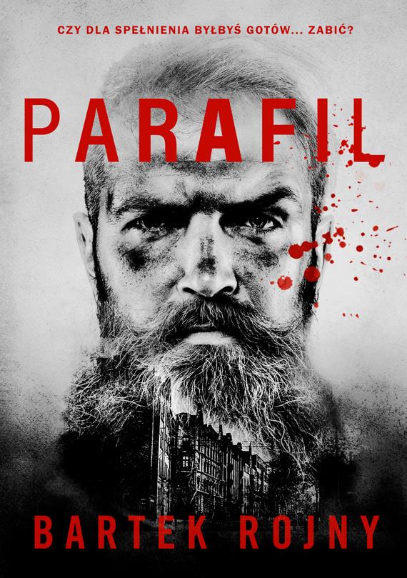 okładka Parafilebook | epub, mobi | Bartek Rojny