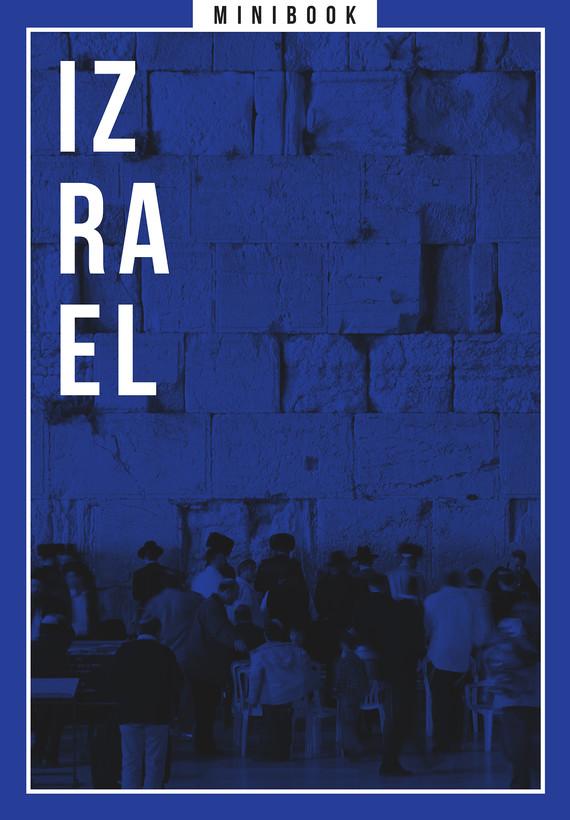 okładka Izrael. Minibookebook | epub, mobi | autor zbiorowy