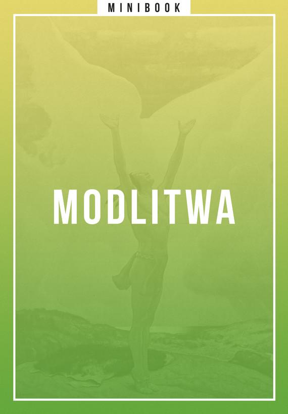 okładka Modlitwa. Minibookebook | epub, mobi | autor zbiorowy