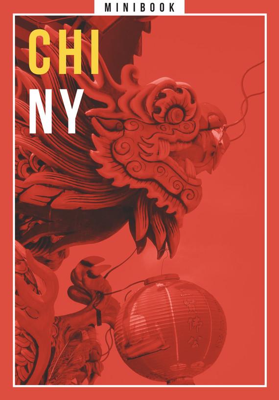 okładka Chiny. Minibookebook | epub, mobi | autor zbiorowy