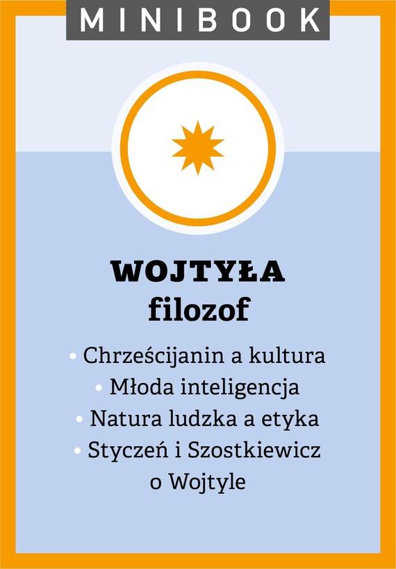 okładka Wojtyła. Minibookebook | epub, mobi | autor zbiorowy