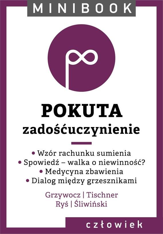 okładka Pokuta. Minibookebook | epub, mobi | autor zbiorowy