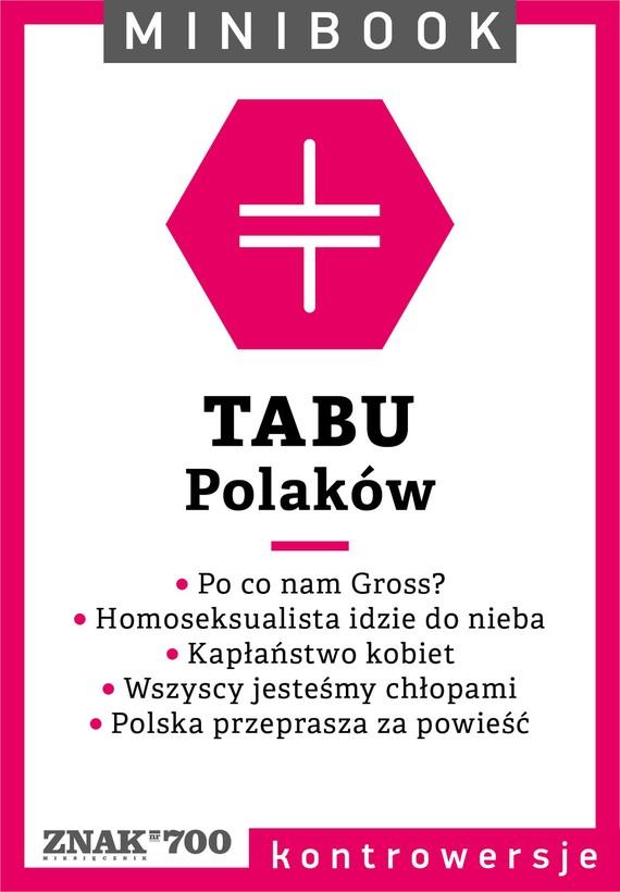 okładka Tabu [Polaków]. Minibookebook | epub, mobi | autor zbiorowy