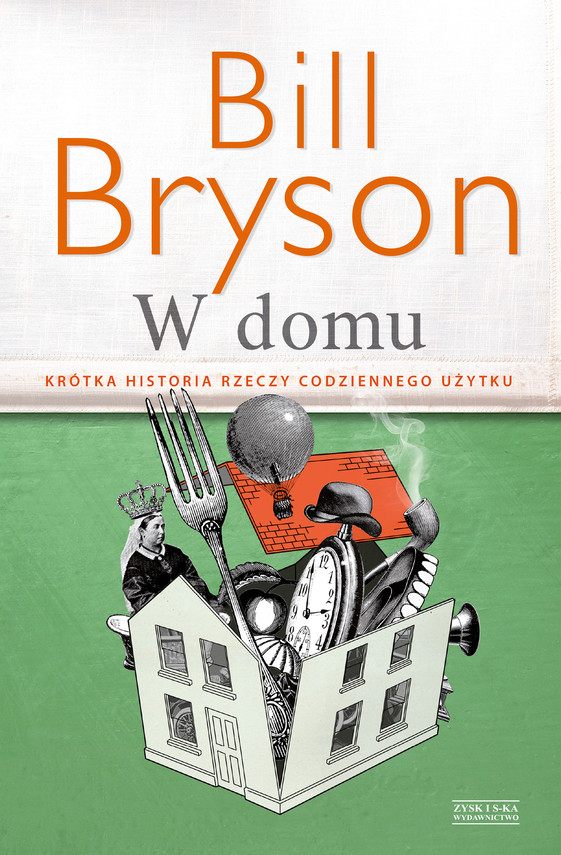 okładka W domuebook | epub, mobi | Bill Bryson