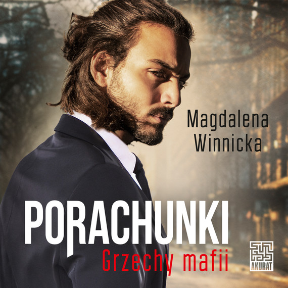 okładka Porachunki. Grzechy mafiiaudiobook | MP3 | Magdalena Winnicka