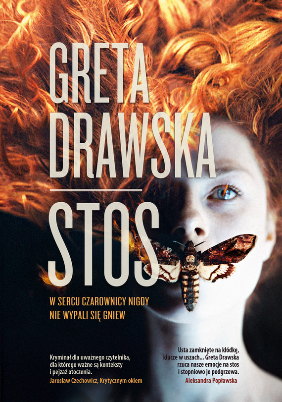 okładka Stosebook | epub, mobi | Greta Drawska