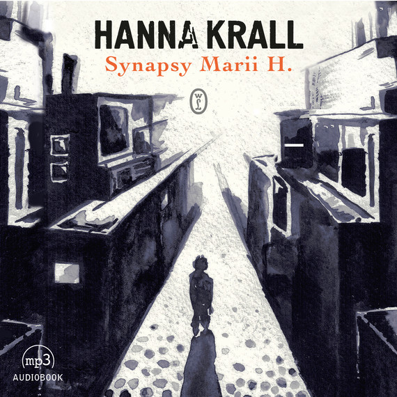 okładka Synapsy Marii H.audiobook | MP3 | Hanna Krall
