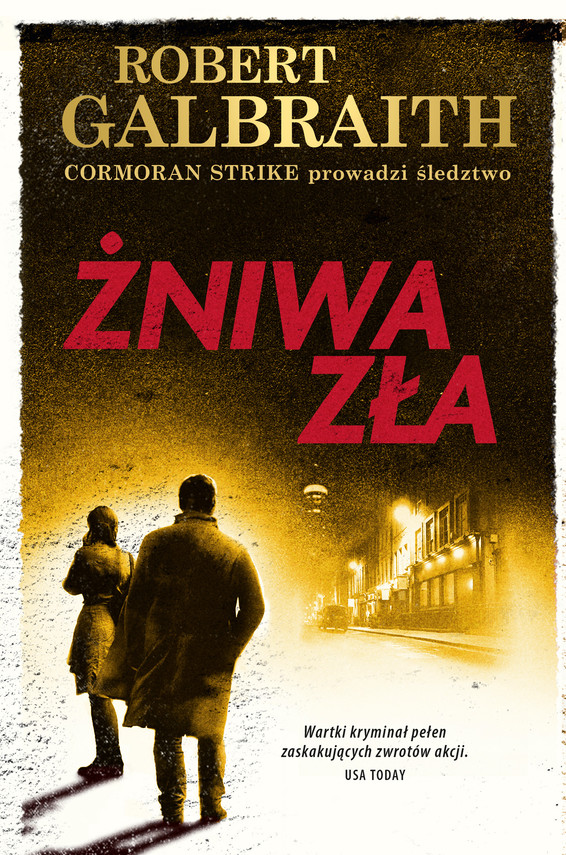 okładka Żniwa złaebook | epub, mobi | Robert Galbraith