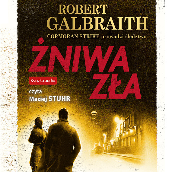 okładka Żniwa złaaudiobook | MP3 | Robert Galbraith