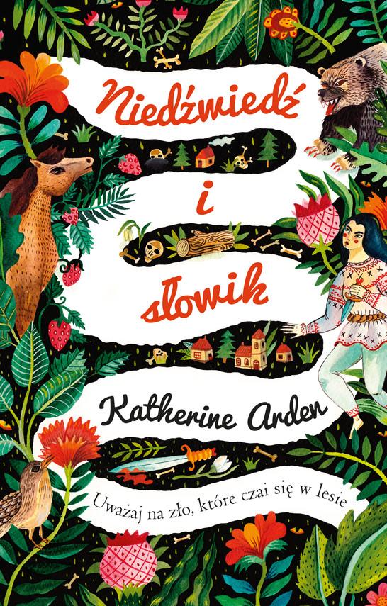 okładka Niedźwiedź i słowikebook   epub, mobi   Katherine Arden