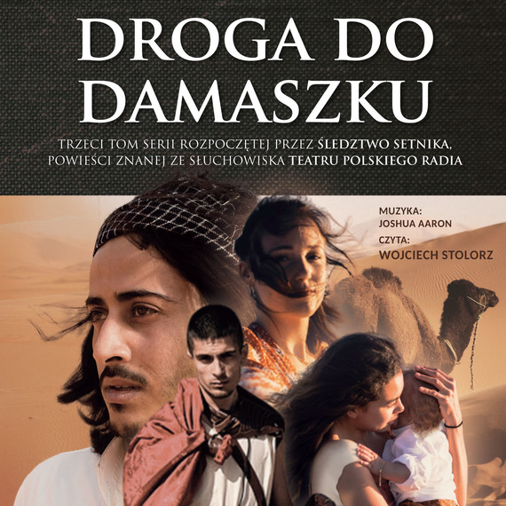 okładka DROGA DO DAMASZKUaudiobook | MP3 | Janette Oke, Davis Bunn