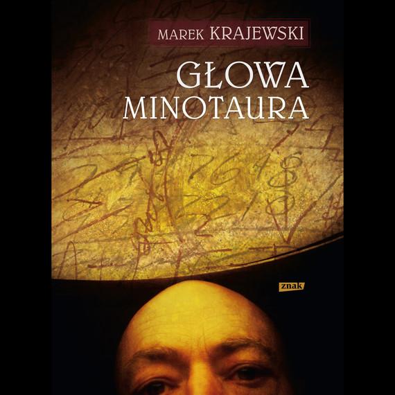 okładka Głowa Minotauraaudiobook | MP3 | Marek Krajewski