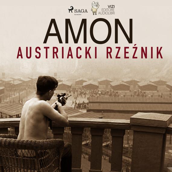 okładka Amon - austriacki rzeźnikaudiobook | MP3 | Giancarlo Villa, Lucas Hugo Pavetto