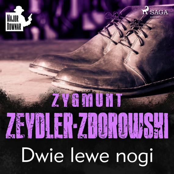 okładka Dwie lewe nogiaudiobook   MP3   Zygmunt Zeydler-Zborowski