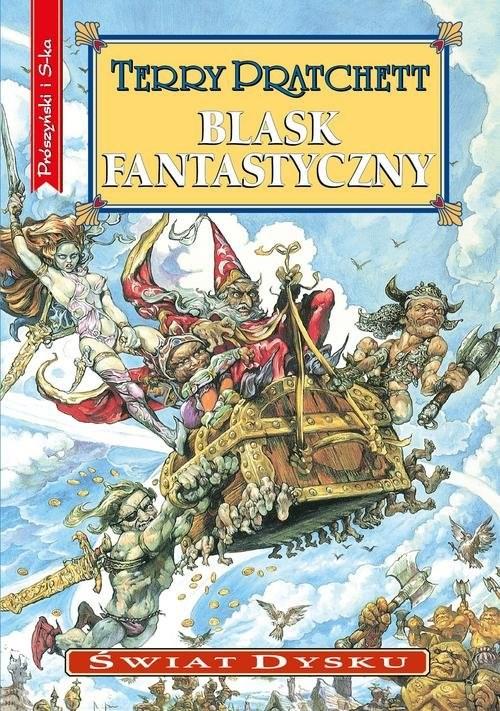 okładka Blask fantastycznyksiążka |  | Terry Pratchett