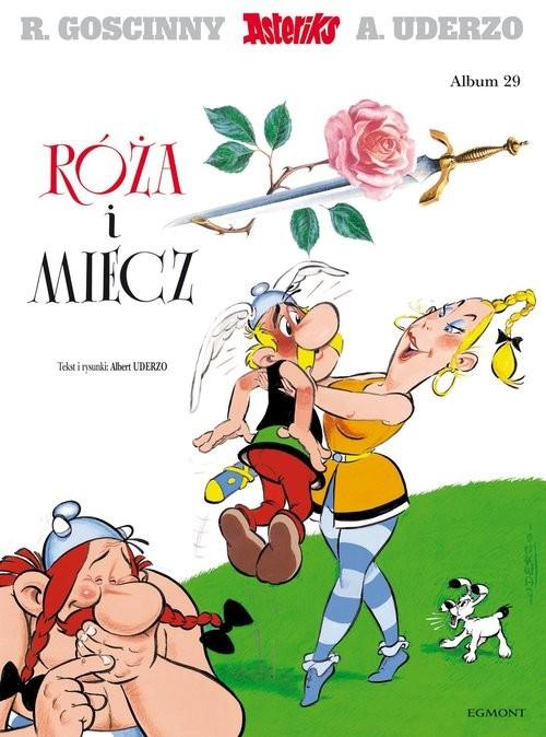 okładka Asteriks Róża i miecz 29książka |  |