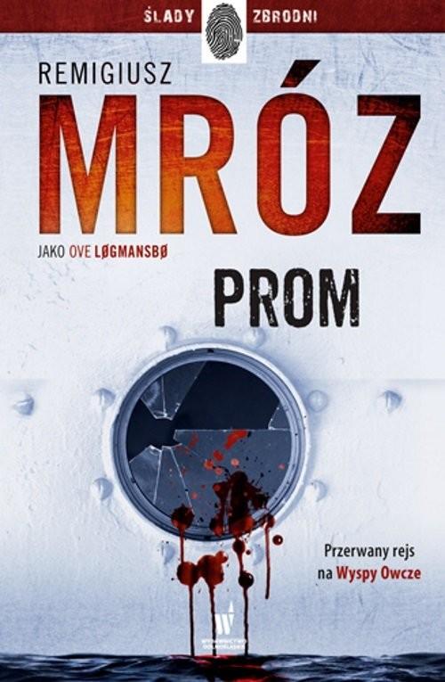 okładka Promksiążka |  | Remigiusz Mróz