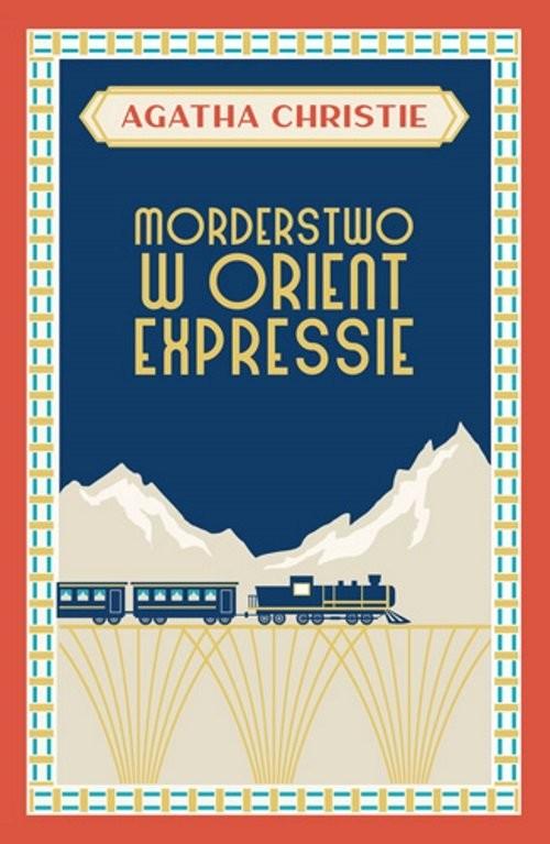 okładka Morderstwo w Orient Expressieksiążka |  | Agata Christie