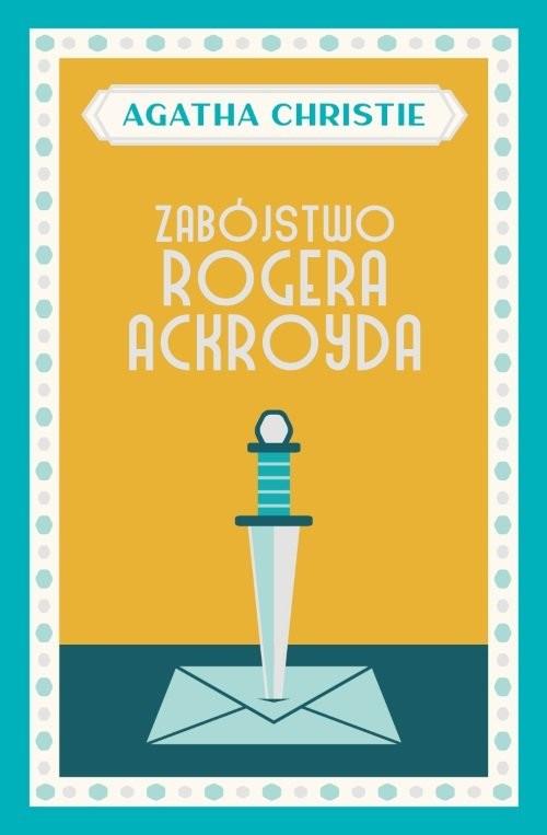 okładka Zabójstwo Rogera Ackroydaksiążka |  | Agata Christie