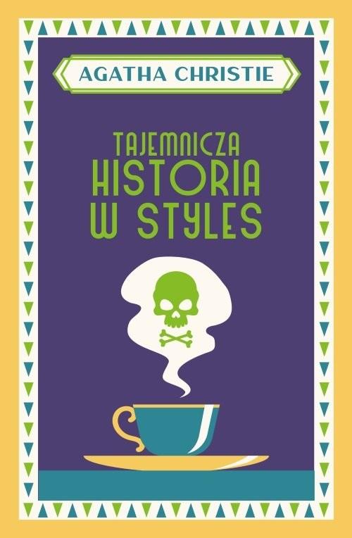 okładka Tajemnicza historia w Stylesksiążka |  | Agata Christie