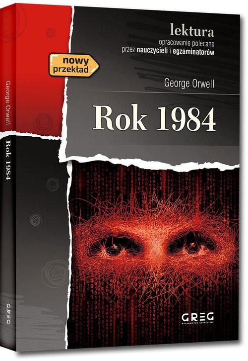 okładka Rok 1984książka |  | George Orwell