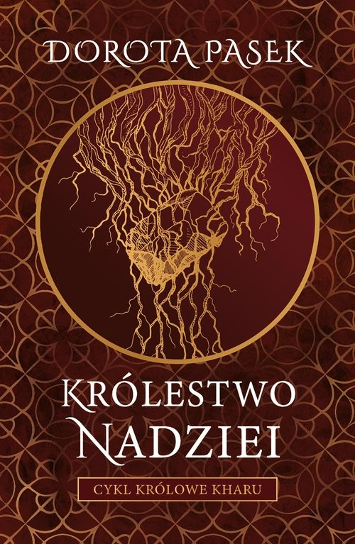 okładka Królestwo nadzieiksiążka |  | Pasek Dorota