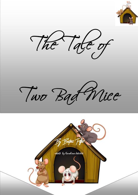 okładka The Tale of Two Bad Miceebook | pdf | Karolina Jekiełek