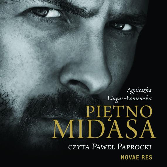 okładka Piętno Midasaaudiobook | MP3 | Agnieszka Lingas-Łoniewska