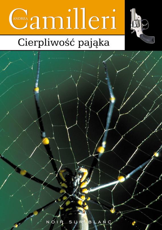 okładka Cierpliwość pająkaebook   epub, mobi   Andrea Camilleri