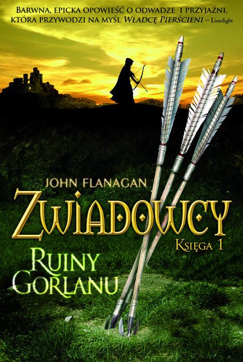okładka Zwiadowcy 1 Ruiny Gorlanuksiążka |  | John Flanagan