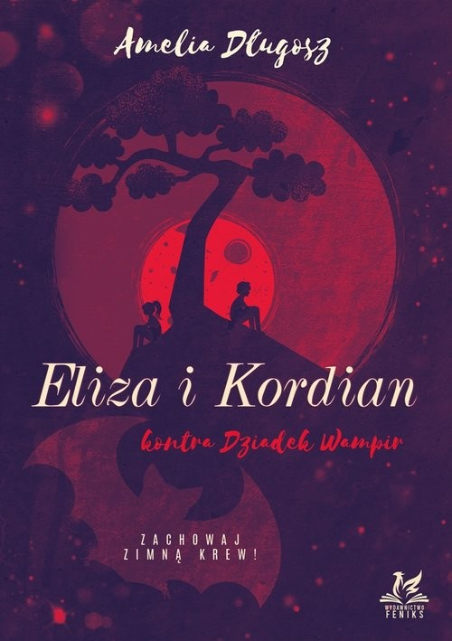 okładka Eliza i Kordian kontra Dziadek Wampirksiążka |  | Amelia  Długosz