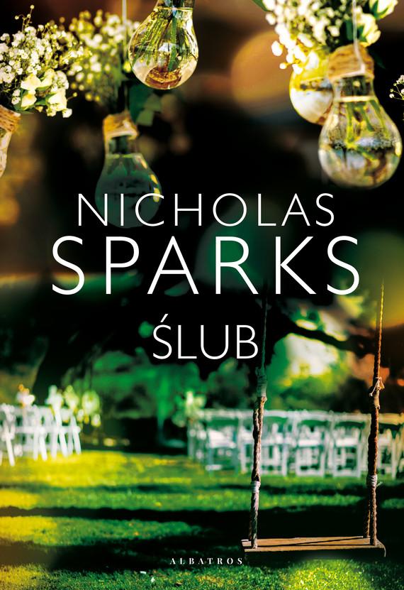 okładka Ślubebook | epub, mobi | Nicholas Sparks