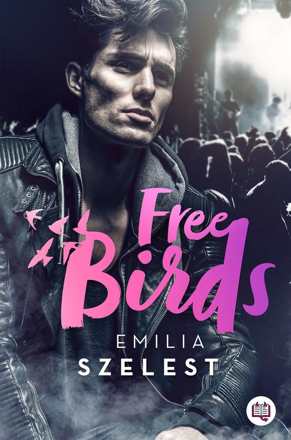 okładka Free Birdsebook | epub, mobi | Emilia Szelest