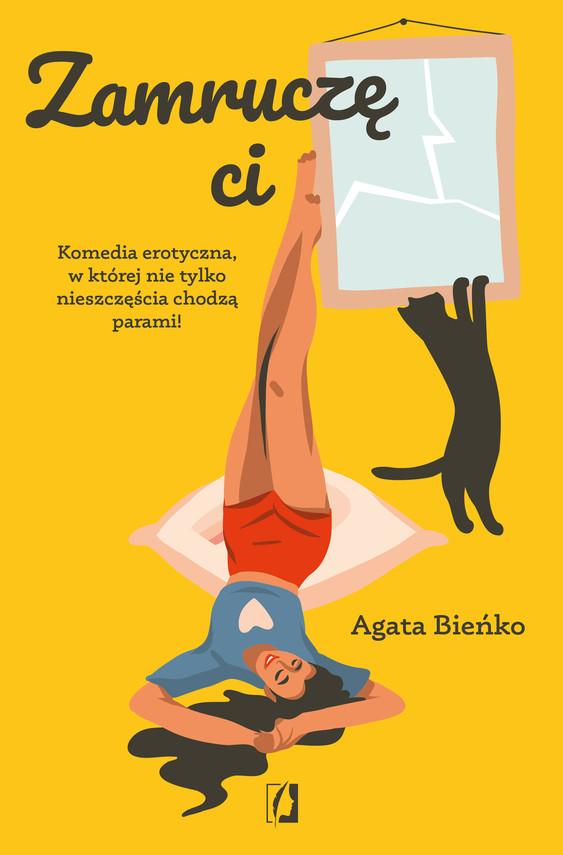 okładka Zamruczę Ciebook   epub, mobi   Agata Bieńko