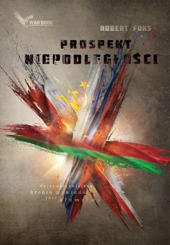 okładka Prospekt Niepodległościebook | epub, mobi | Robert Foks