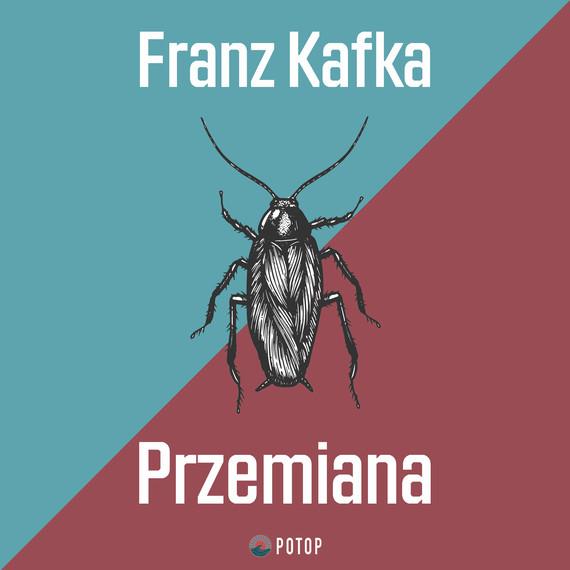 okładka Przemianaaudiobook | MP3 | Franz Kafka