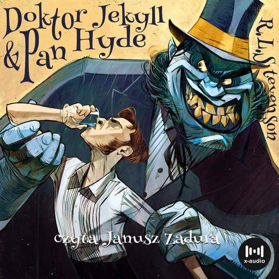 okładka Dr Jekyll Mr Hydeaudiobook   MP3   Robert Louis Stevenson