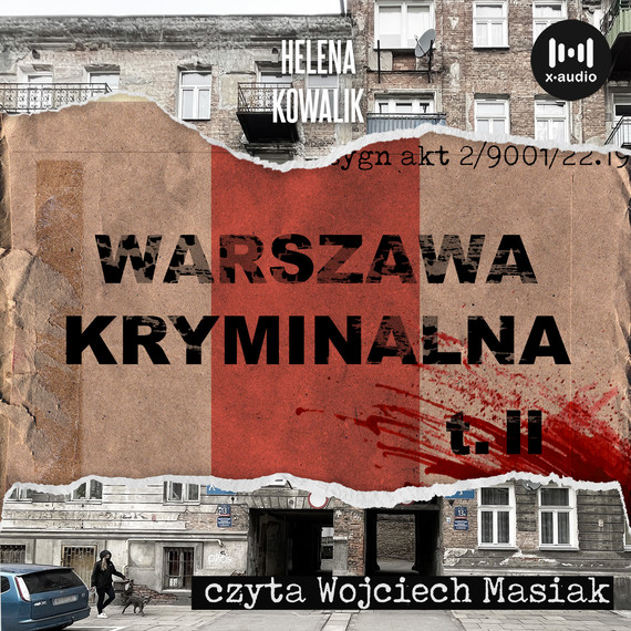 okładka Warszawa Kryminalna. Cz. 2audiobook | MP3 | Helena Kowalik