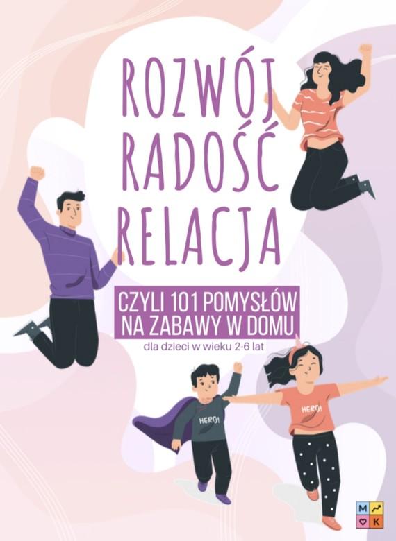okładka Rozwój, Radość, Relacjaebook   pdf   Mariola  Kurczyńska