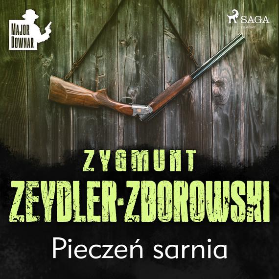 okładka Pieczeń sarniaaudiobook   MP3   Zygmunt Zeydler-Zborowski