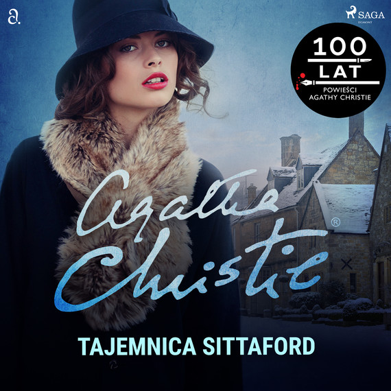 okładka Tajemnica Sittafordaudiobook | MP3 | Agata Christie