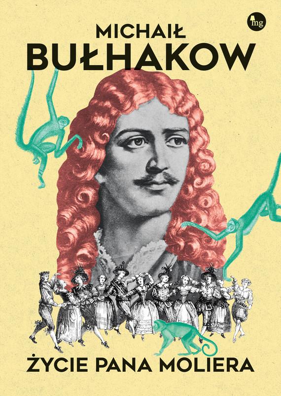 okładka Życie pana Molieraebook | epub, mobi | Michaił Bułhakow